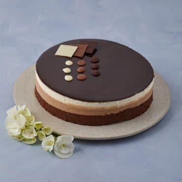 טריו שוקולד
